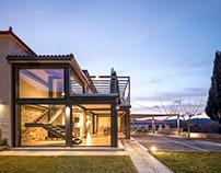 Vresthena residential extension