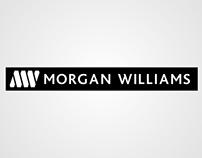 Morgan Williams - Brand refresh
