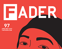 Illustration: Vector Fader Covers