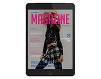 Multipurpose E-magazine