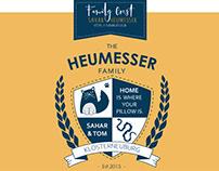 Family Crest - Logo Design