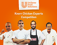 Unilever Food Solutions - Knorr Chicken Experts - Case