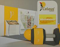 Exhibition stand | 2018 Celeus Group