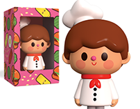 The little chef Toy