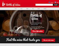 Wine Company Joomla Template