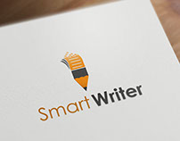 Smart Writer | Logo Template