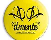 D´Mente Colectivo Gráfico Logotipo Ai