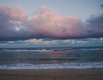 Kauai: Pastel Beach