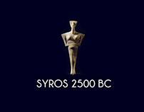Syros 2021 Identity