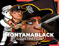 Montanablack Illustration