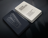 Business card - Visual Design Graphic House