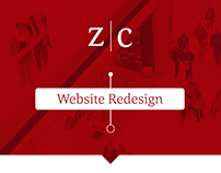 ZC - Website Redesign