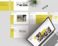 FLORINA Rebranding 费罗娜水泥砖品牌形象升级 | Leaping Creative 立品设计