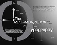 Graphic Design - Typography.