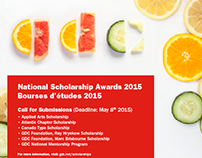 GDC 2015 National Scholarship Awards