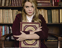 La ladrona de libros - Photography
