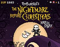 8-bit Nightmare Before Christmas