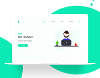 Designer Portfolio Website