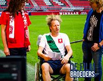Shirt presentatie FC Twente