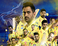 Chennai Super Kings - IPL 2019 Campaign