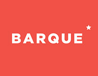 Barque website redesign