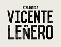 Vicente Leñero Book Cover Series