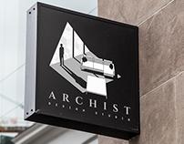 Archist logo branding
