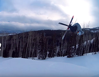 Try and Keep Up | Nick Goepper | Action Cam | Sony