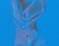Disegno dal vero - Little mermaid