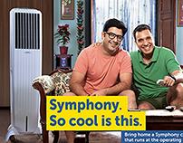 Symphony cooler Campaign