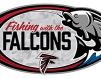 Fishing with the Falcons identity