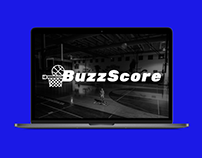 BUZZSCORE, the easiest way to track your games! WebApp