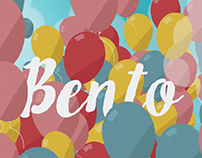 Bento's Birthday Invitation