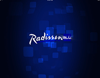 One Touch iOS app for Radisson Blu hotels and resorts