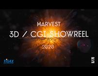 HARVEST 3D /// CGI SHOWREEL