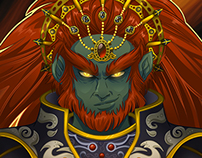 Ganondorf | The Legend of Zelda