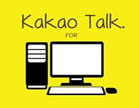 KakaoTalK for PC Free Download 2017