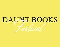 Daunt Books Festival