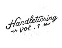 Handlettering Vol . 1