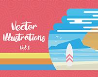 Vector Illustrations Vol. 1