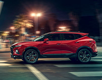 2019 CHEVROLET BLAZER IMAGERY