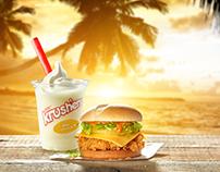 KFC Because Summer Instagram Stories