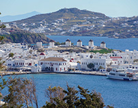 1Mykonos and Delos