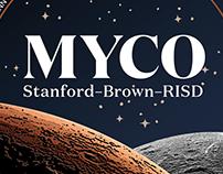 Team Stanford-Brown-RISD Branding