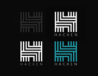 Hacken Cryptocurrency: Identity Design