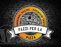 Pizza Pazzi Per La LOGO