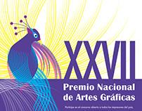 XXVII Premio Nacional de las Artes Gráficas