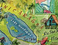 Nicaragua: National Geographic's 'Traveller' Magazine