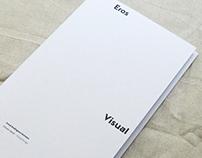 CV y Portafolio Impreso / CV and Printed Portfolio 2016