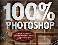 100% photoshop book